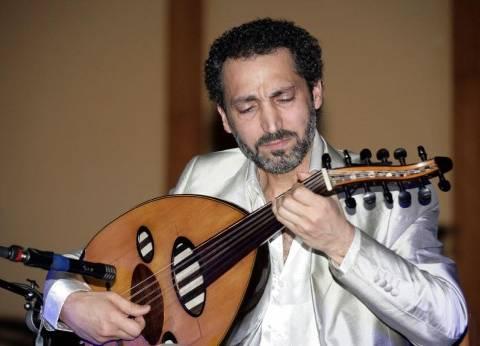 نصير شمة في حفلين بساقية الصاوي.. 21 و22 فبراير