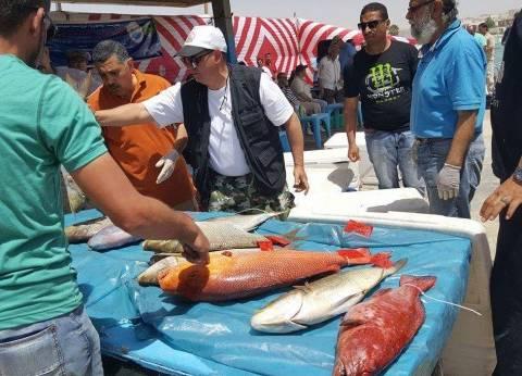 انطلاق بطولة الجمهورية لصيد الأسماك بمشاركة 25 فريقا