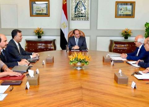 طوارئ بمطار القاهرة استعدادا لسفر السيسي للبحرين