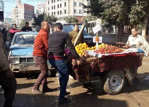 تحرير 53 قضية في حملة مرافق في مرسى مطروح