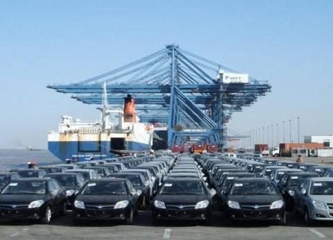 383.3 مليون جنيه قيمة سيارات مفرج عنها من بورسعيد خلال أكتوبر