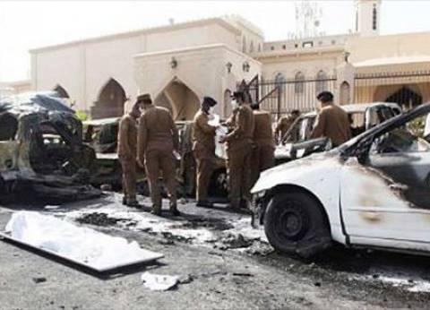 استشهاد 15 فى هجوم انتحارى على مسجد للقوات الخاصة السعودية