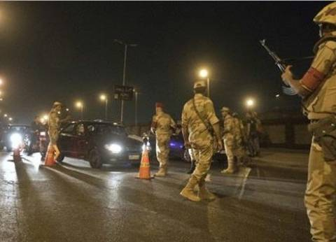 """""""الشيخ زويد"""" تكسر حظر التجوال فرحا بالانتخابات.. وسيارات تطوف المدينة بـ""""تسلم الأيادي"""""""