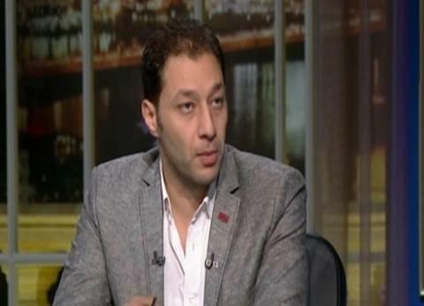 وفاة والد الإعلامي أحمد خيري المتحدث باسم وزارة التربية والتعليم