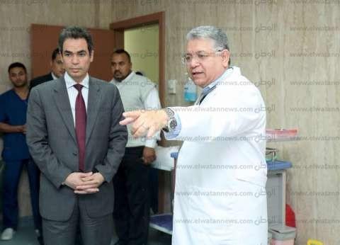 اليوم.. توقيع بروتكول تعاون بين مؤسسة الكبد والجمعية العمومية لنساء مصر