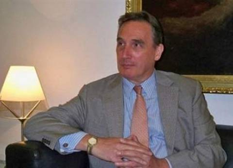 سفير هولندا: الوضع الأمنى فى مصر وضعها فى طليعة الحرب ضد الإرهاب