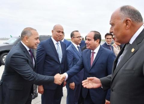 """شكري من نيويورك: لا وجود لـ""""صفقة القرن"""".. وموقفنا من قطر لن يتغير"""