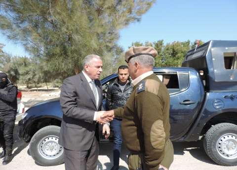مدير أمن الفيوم يقود حملة أمنية مكبرة لضبط حائزي الأسلحة النارية وتجار المخدرات