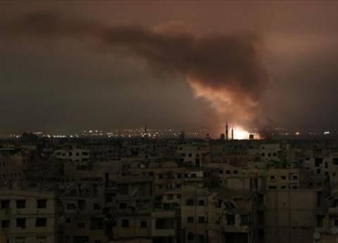 عاجل| قصف مدفعي وغارات جوية على الغوطة الشرقية رغم الهدنة