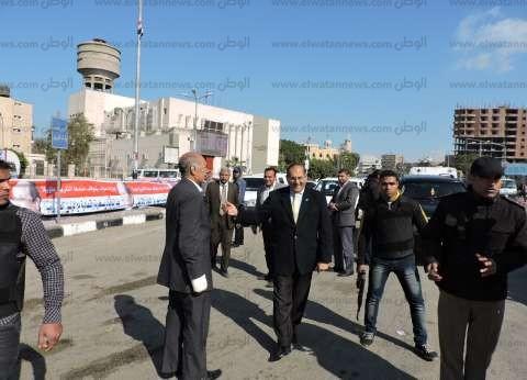 """الجيش والشرطة يحكمان قبضتهما على """"سوهاج"""" في ذكرى """"25 يناير"""""""