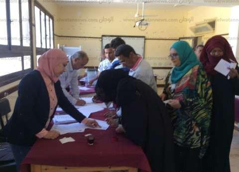 """""""عمليات جنوب سيناء"""": 34 ألف مواطن أدلوا بأصواتهم في الاستفتاء"""