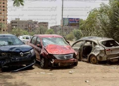 الأمن العام يعيد 3 سيارات مسروقة خلال 24 ساعة