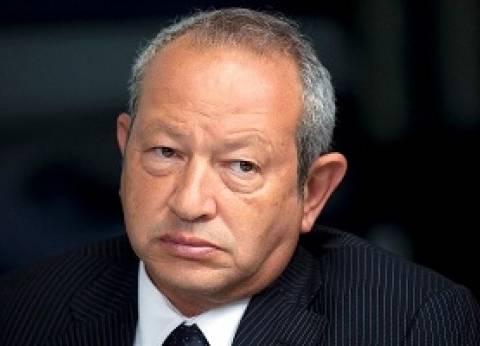 """ساويرس يتبنى قضية """"أطفال بورسعيد"""": نحاول التصالح مع الجمارك.. وسنوظفهم"""