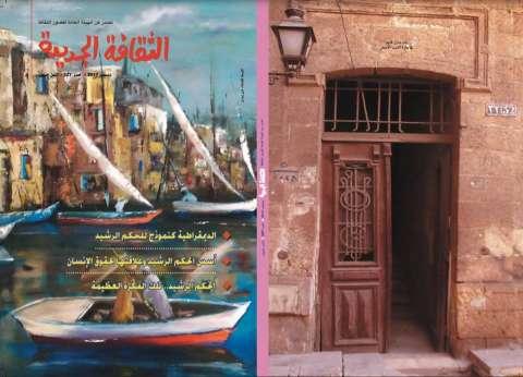"""""""الديمقراطية والانتخابات في العالم العربي"""" تصدر مع """"الثقافة الجديدة"""""""
