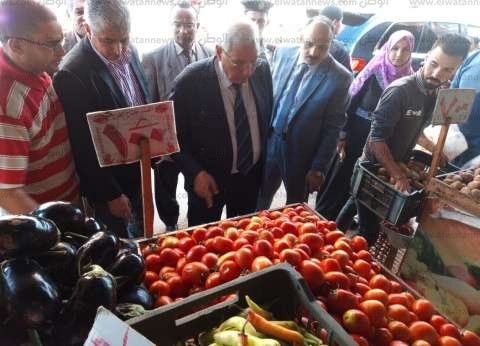 محافظ الدقهلية: وفرنا البطاطس بـ6 جنيهات.. والتخزين سبب رفع الأسعار