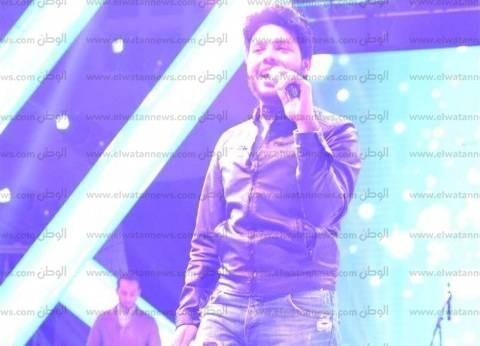 محمد شاهين: فخور بغنائي في حفل افتتاح قناة السويس الجديدة