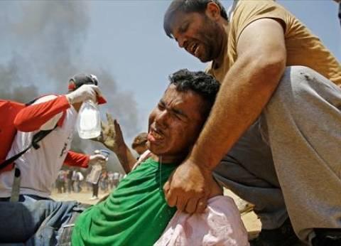 مسيرات العودة الكبرى: الحصيلة 13 ألف جريحا فلسطينيا