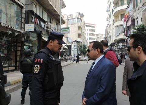 """""""أمن الإسكندرية"""" يضبط 17 مطلوبا أمنيا أثناء فحص الشقق المفروشة"""