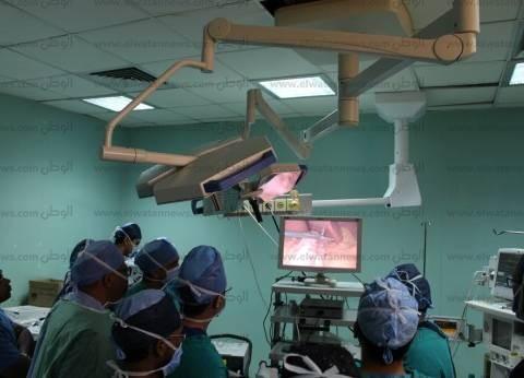 ورشة عمل حول جراحات السمنة المفرطة بمستشفيات قنا الجامعية