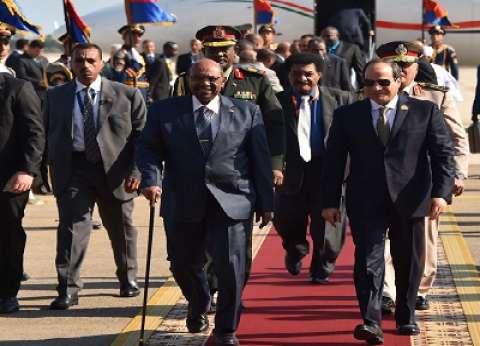 «السيسى»: نحن مع الخليج قلباً وقالباً.. وجيش مصر سيتحرك لحماية أشقائه حال تعرّض أمنهم للخطر