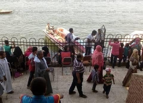 حدائق ومتنزهات الغربية تستقبل المواطنين في ثاني أيام العيد