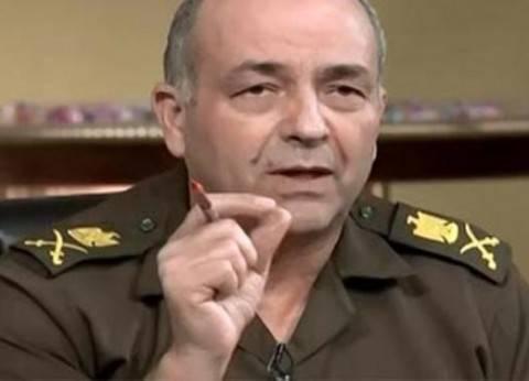 رئيس الأركان يصل إلى أسيوط لتفقد اللجان الانتخابية