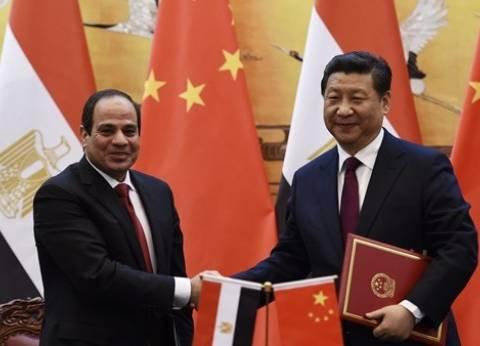 الرئيس السيسي يلتقي نظيره الصيني على هامش قمة «بريكس»