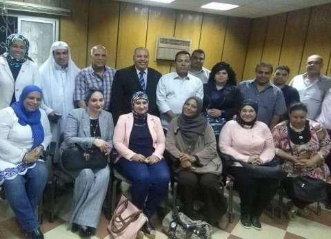 """في احتفالية """"إعلام بنها"""" بليلة القدر.. لا تصالح مع جماعة الإخوان"""