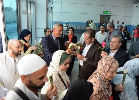 """""""مصر للطيران"""": تسيير 28 رحلة جوية خلال يومين لعودة 51 ألف حاج"""