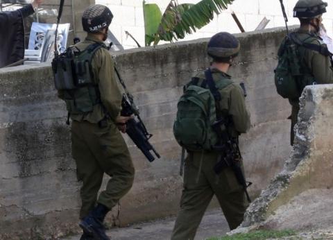 إصابة فلسطينية برصاص الاحتلال الإسرائيلي في الضفة الغربية