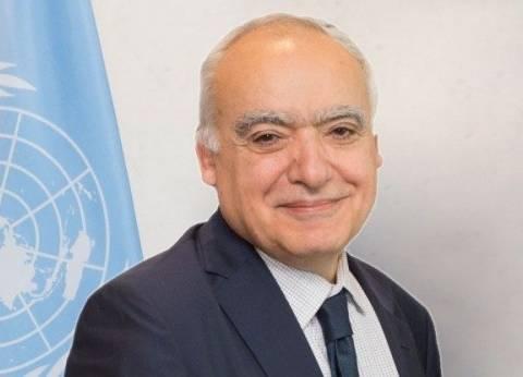 غسان سلامة: نعمل على تجنيب ليبيا مزيدا من التصعيد