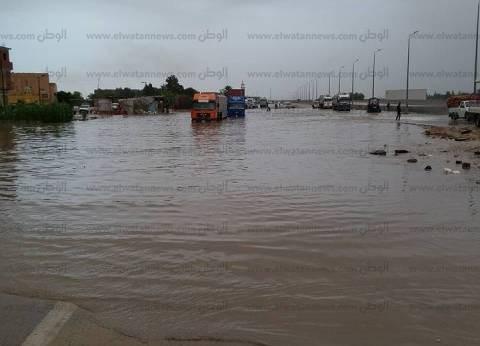 """مصرع 14 مواطنا في البحيرة جراء السيول.. وارتفاع عدد الضحايا في """"عفونة"""" لـ10"""