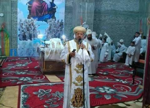 رسميا.. افتتاح كنيسة البابا كيرلس في مدينة بدر