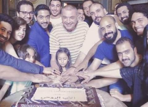 """محمد محمود عبدالعزيز يوجه رسالة شكر لأبطال مسلسل """"الأب الروحي"""""""