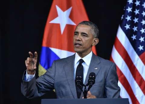 """أوباما يدين """"هجمات بروكسل"""".. ويؤكد: أمريكا ستلاحق منفذي العملية الإرهابية"""