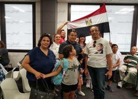 نشرة الانتخابات الرئاسية| استمرار توافد المصريين للتصويت في نيوزيلندا