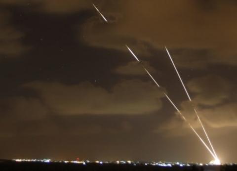 عاجل| السابعة الإسرائيلية: جيش الاحتلال يرصد 10 صواريخ أطلقت من غزة