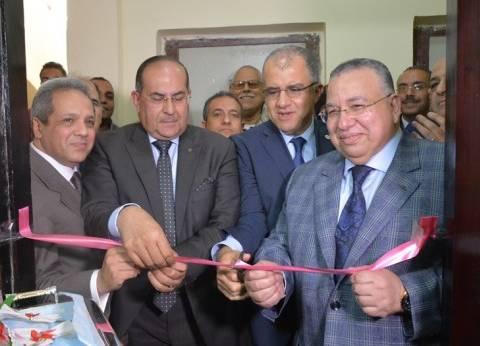 افتتاح مقر ائتلاف دعم مصر بسوهاج