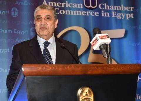 وزير الكهرباء مهنئا السيسي: المصريون أصروا على استكمال البناء والتنمية