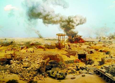 """احتفالية لـ""""حماة الوطن"""" بذكرى تحرير سيناء وتكريم أسر الشهداء"""