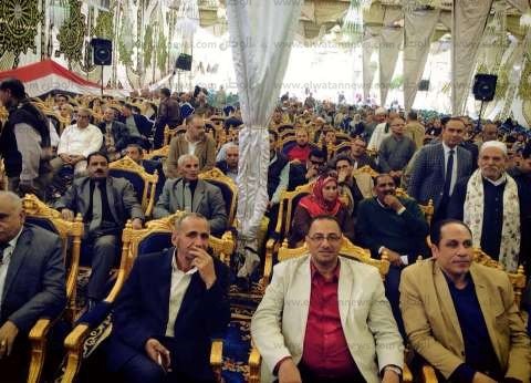 """تدشين مؤتمر """"كلنا معاك من أجل مصر """" لدعم ترشح """"السيسي"""" بنادي سمنود"""