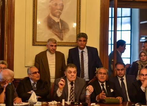 """هاني سري الدين سكرتيرا عاما لـ""""الوفد"""" بـ34 صوتا"""