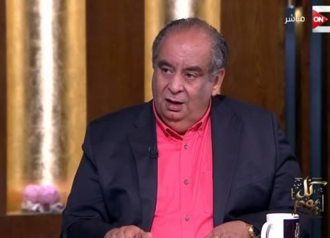 """غدا.. يوسف زيدان يناقش """"الطواسين"""" و""""التجليات"""" مع عمرو أديب"""