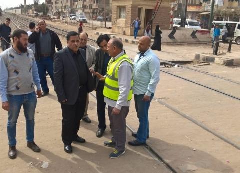 شعت: يطالب بتنفيذ عقوبة «الرفد الوظيفي» على المقصرين بالسكة الحديد