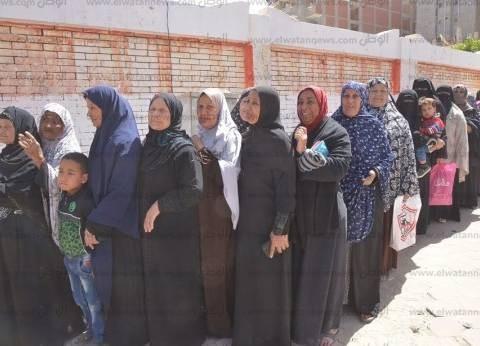 """رئيس """"القومي للمرأة"""": سيدات مطروح شاركن في الانتخابات الرئاسية"""