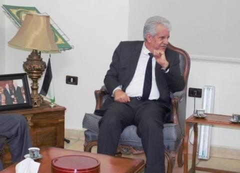 الشوبكي: الشعب الفلسطيني وقيادته يصطف خلف الشعب المصري ضد الإرهاب