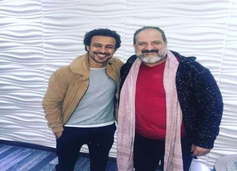 """أحمد داود لـ""""الوطن"""": """"ولاد رزق 2"""" حقق أمنيتي بالوقوف أمام خالد الصاوي"""