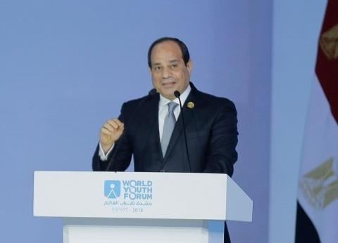 السيسي: لا أريد صوتا مؤيدا لي وإنما أريده لمصر وأمنها واستقرارها
