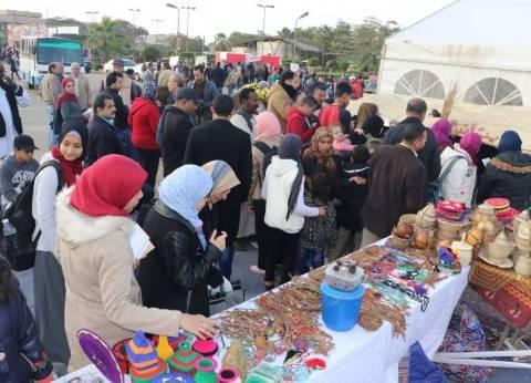 """""""الأزهر"""" يشارك بمنفذ للفتوى في معرض القاهرة الدولي للكتاب"""