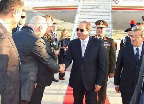 السيسي ورئيس وزراء إيطاليا يبحثان الملفات المشتركة بين البلدين